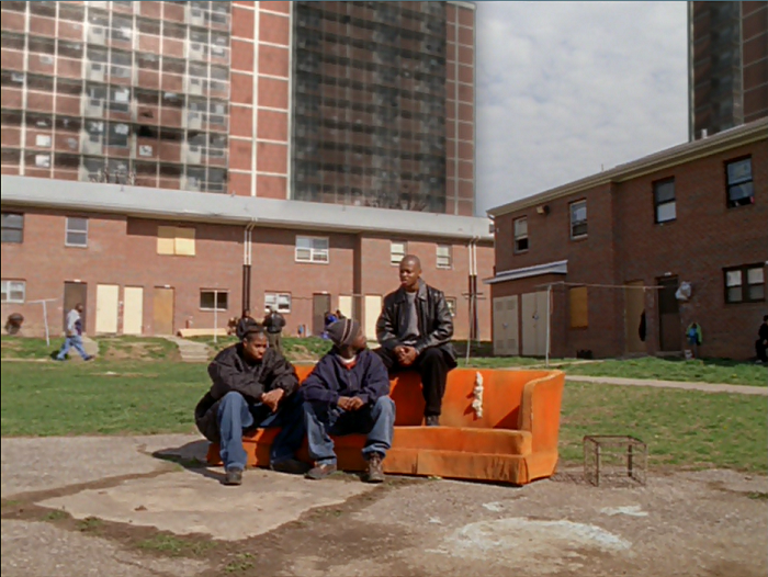 The Pit, The Wire