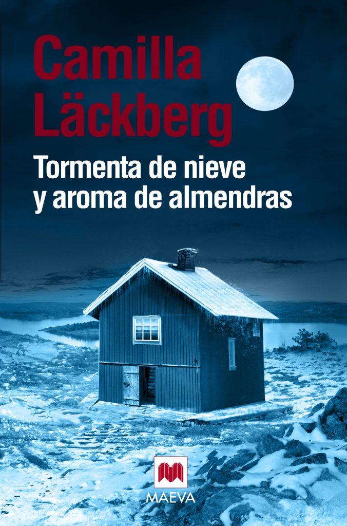 Tormenta de nieve y aroma de almendras, Camila Lackberg