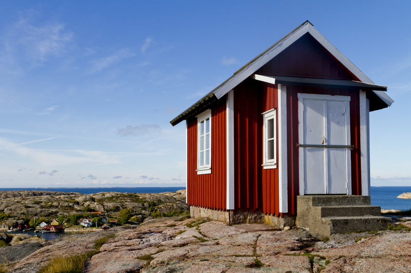 Casa en Fjallbacka, Suecia