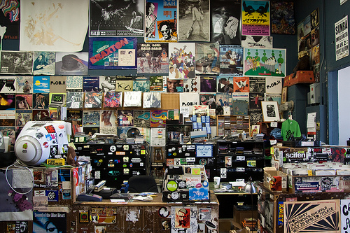 Poobah Record Shop