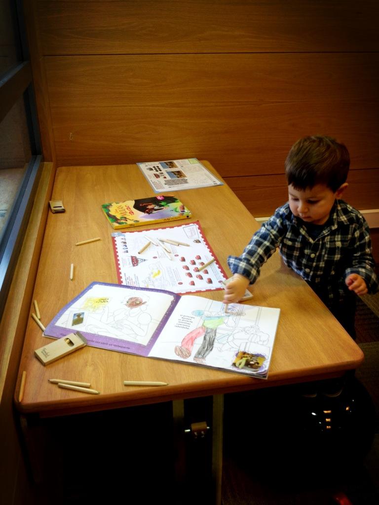 Daniel, sala de juegos, novotel sanchinarro, family&Novotel