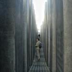 Monumento a los judios, berlín, alemania.