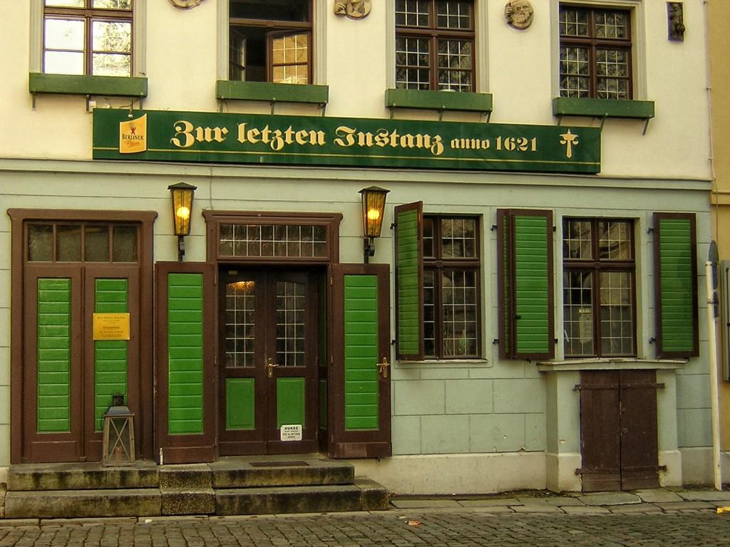 primera cervecería de Berlín, Alemania