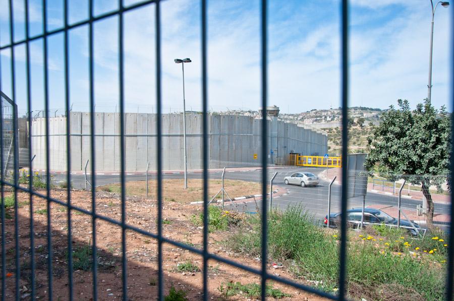 checkpoint, belen, jerusalen