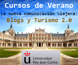Curso Blogs y Turismo 2.0, la nueva comunicación de viajes