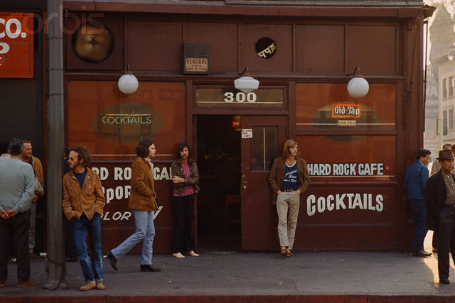 hard rock café los angeles, the doors