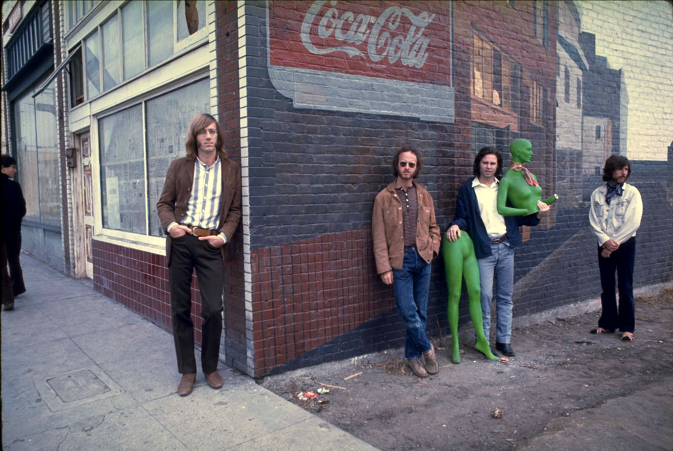 The Doors, Los Angeles