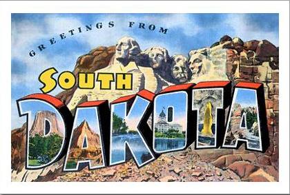 Dakota del Sur, EEUU