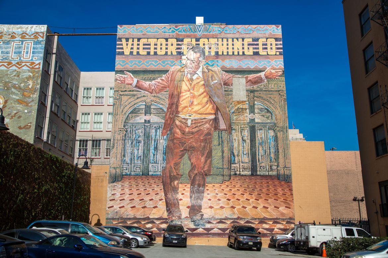 Consejos para visitar Los Ángeles, Murales LA
