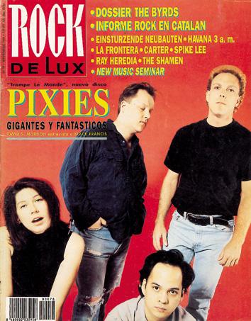 Los Pixies, Rock de Lux,
