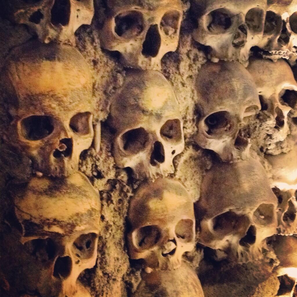 Capilla de los huesos de Évora