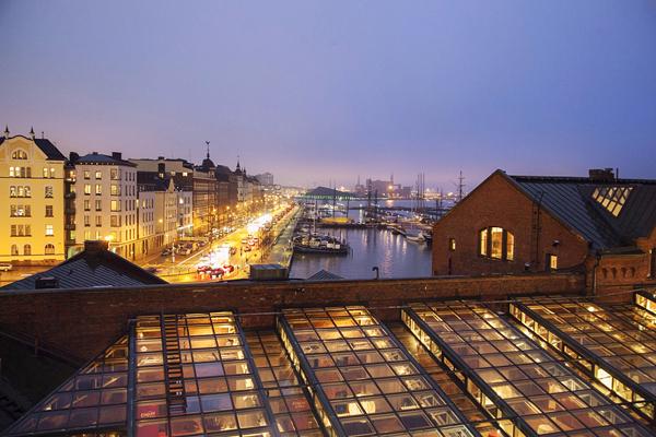 Puerto en Helsinki