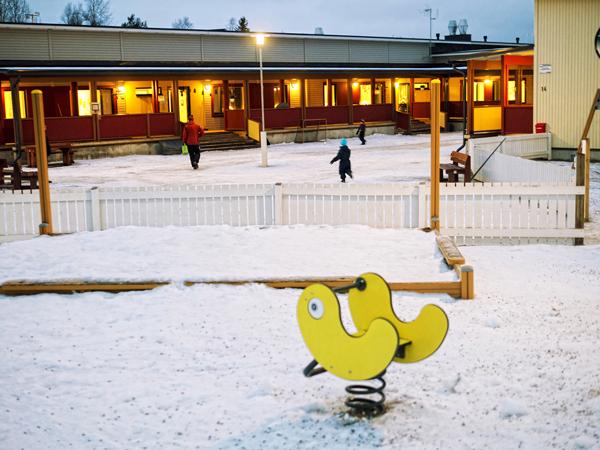 Colegio de Finlandia, Rovaniemi