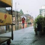Lluvia sobre Helsinki