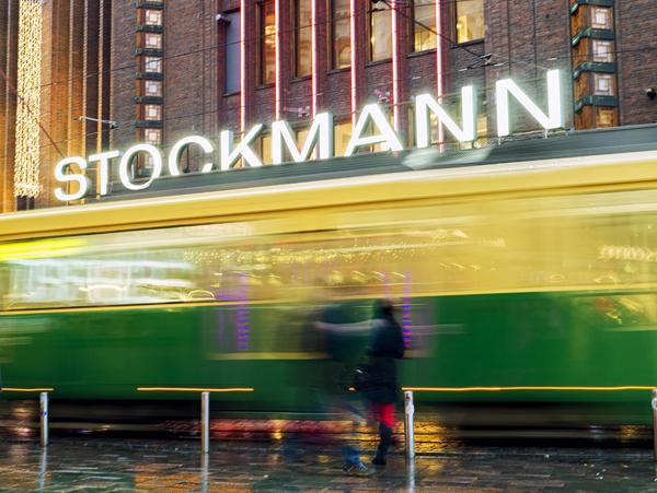 Stockmann en Helsinki