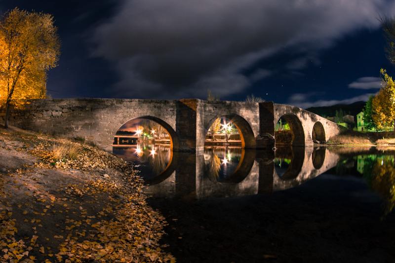 Puente Romano de Navaluenga, Avila