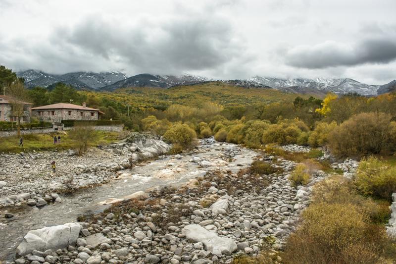 turismo rural en navaluenga, avila