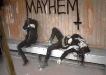 Mayhem, black metal