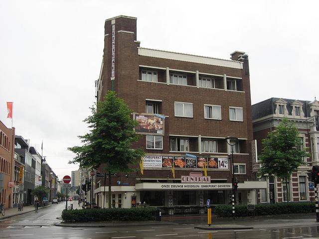 hotel central tilburg