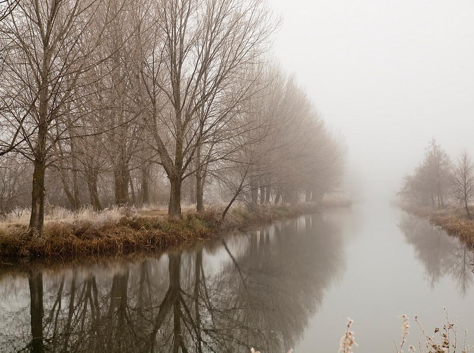Canal de Castilla, Palencia