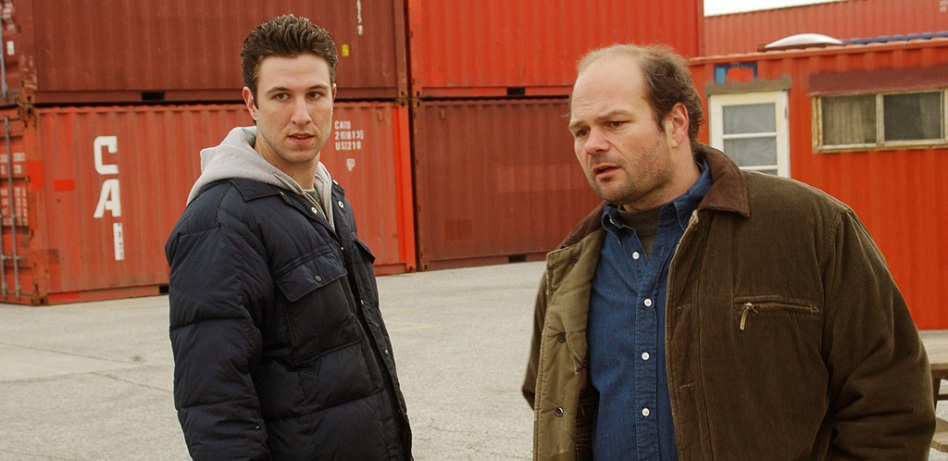 Chris y Frank Sobotka, The Wire