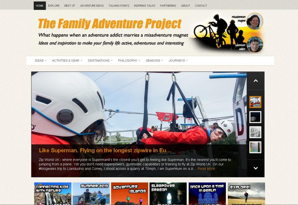 Best Travel Blogs, the family adventure project, blog de viajes extranjeros