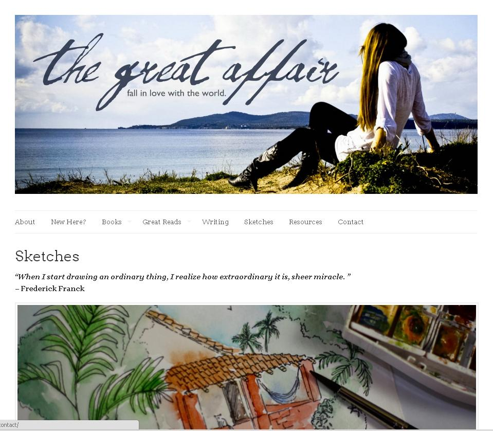 Best travel blogs, The great affair, blog de viajes extranjeros