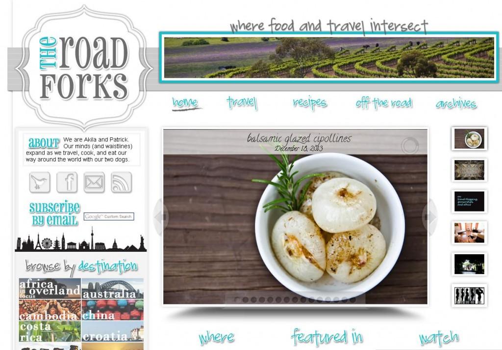 Best Travel Blogs, the road forks, blog de viajes extranjeros
