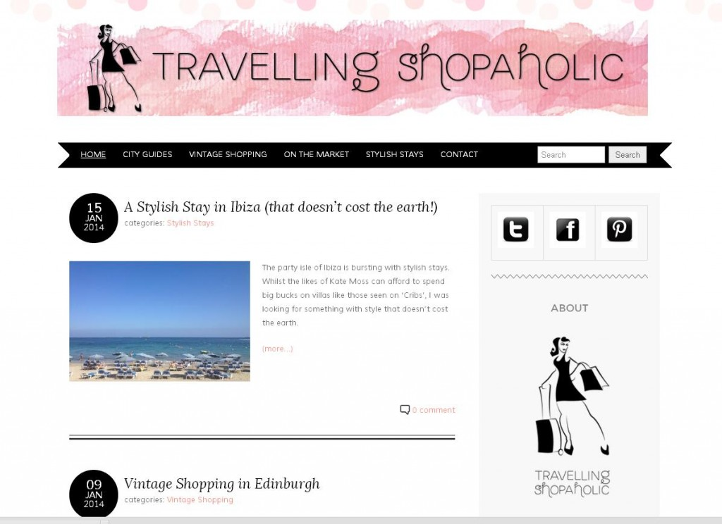 best travel blogs, travelling shopaholic, blog de viajes extranjeros