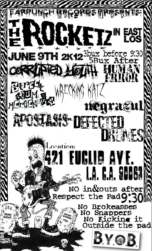 flyer east Los