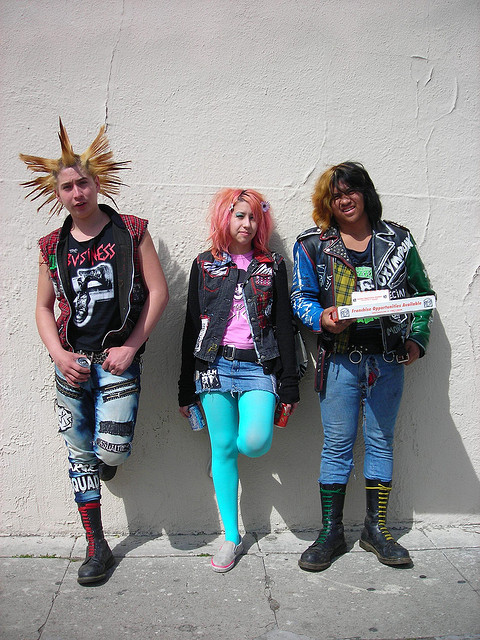 Punks en East Los, Los Angeles