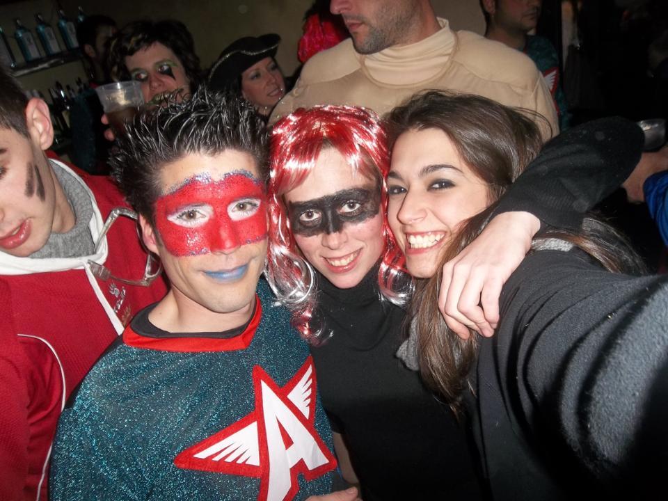 kusso Badajoz, Carnaval Badajoz en los bares