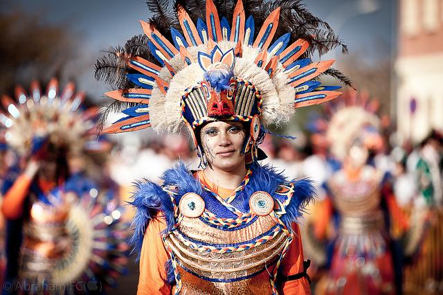 Comparsas Carnaval de Badajoz