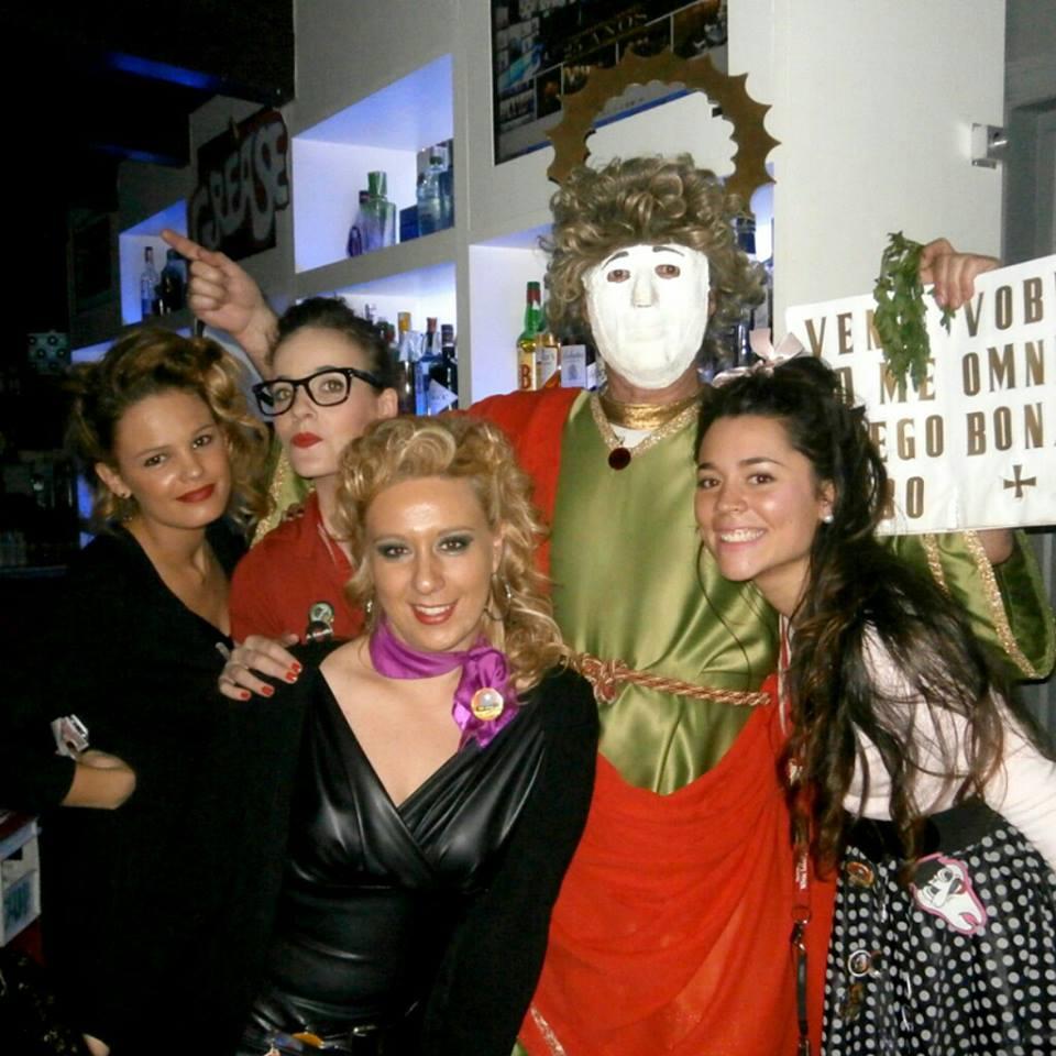 La Buhardilla en Badajoz, Carnaval de Badajoz