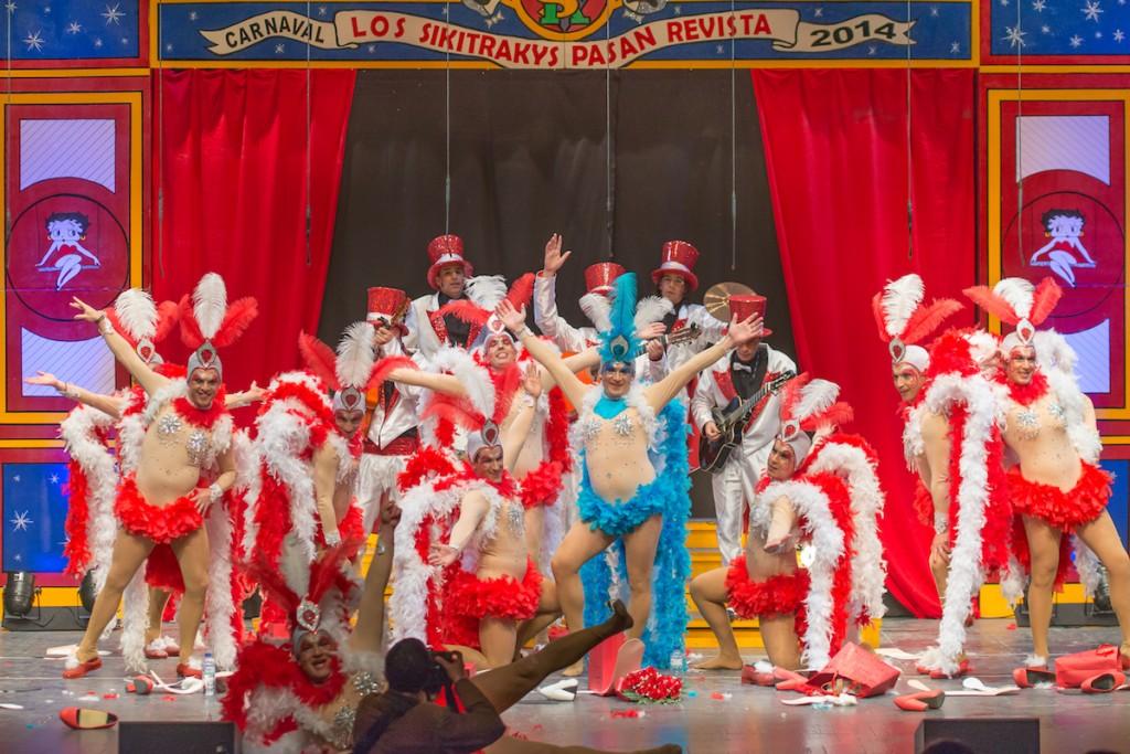 Sikytrakis, Carnaval de Badajoz, Murgas en Badajoz