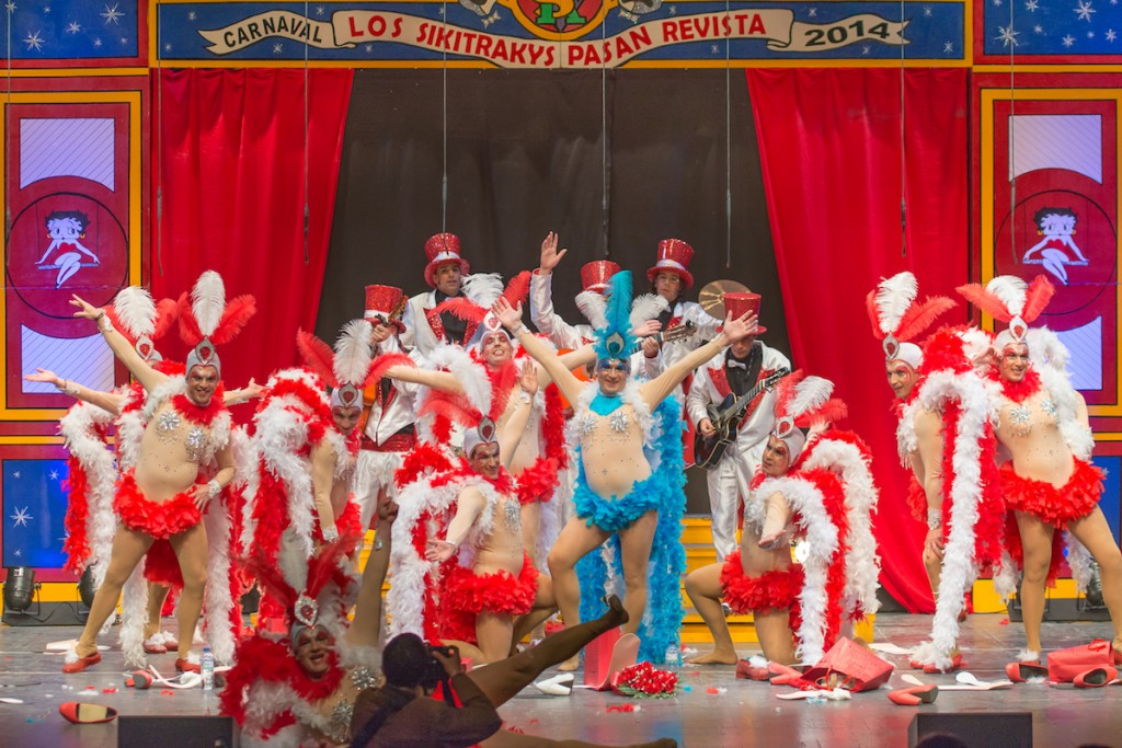 Sikytrakis, Carnaval de Badajoz
