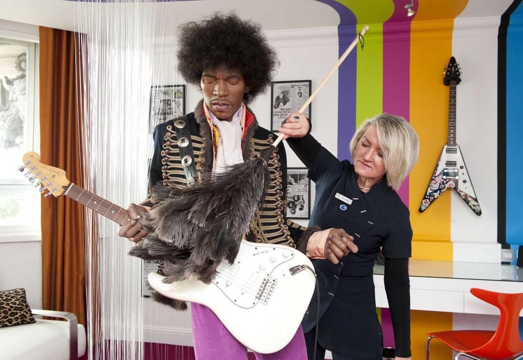Hendrix Suite Cumberland Londres