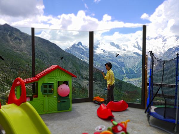 jardín infantil, kreutzboden, asas efe