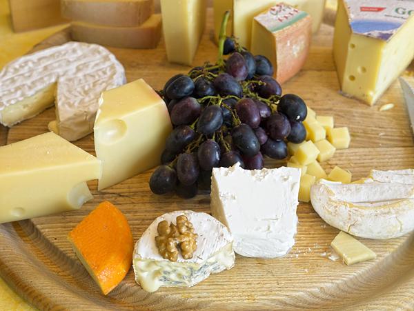 Los quesos son la piedra angular de su gastronomía