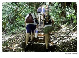 trekking en Vietnam, Catba