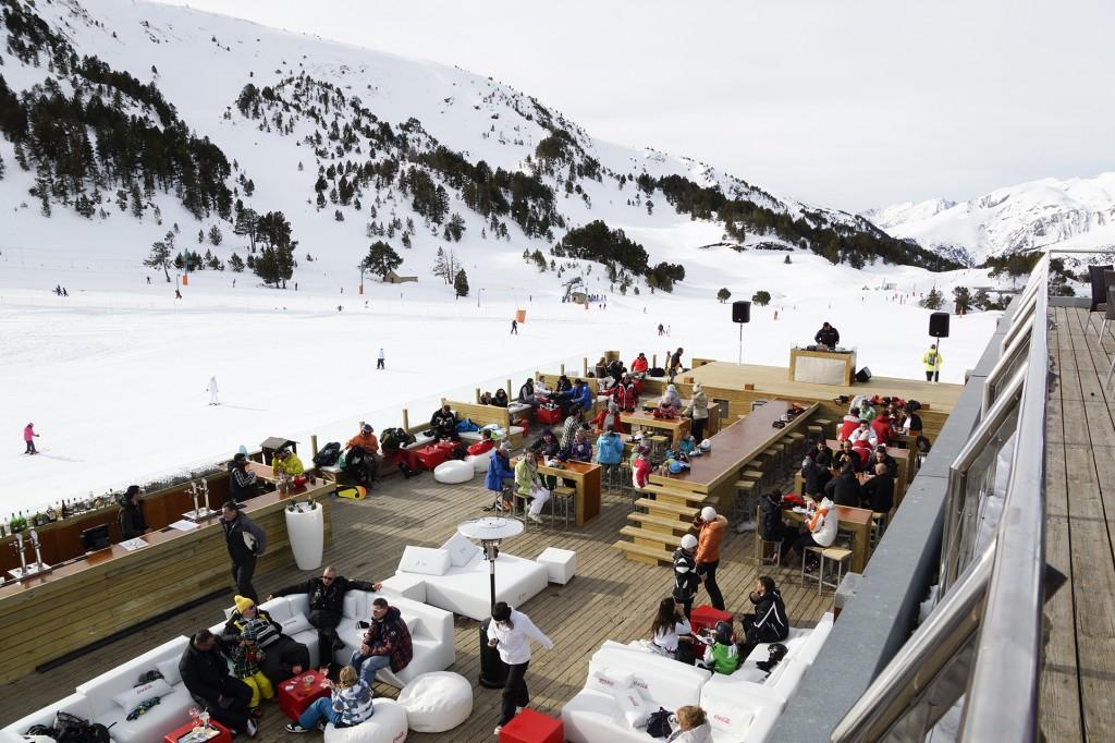 Aprés-ski en grandvalira, andorra