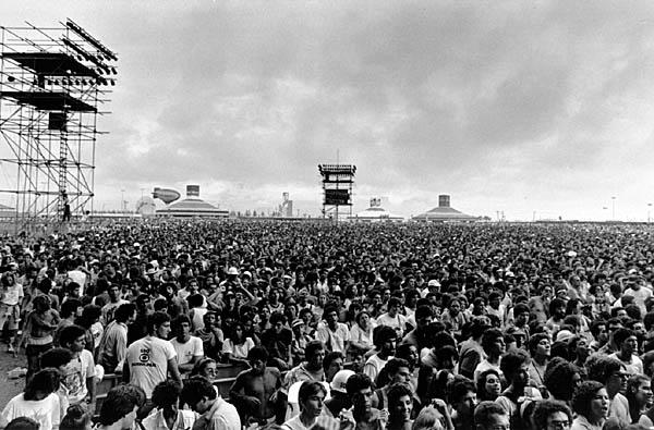 Rock in Rio, Rio de Janeiro, 1985