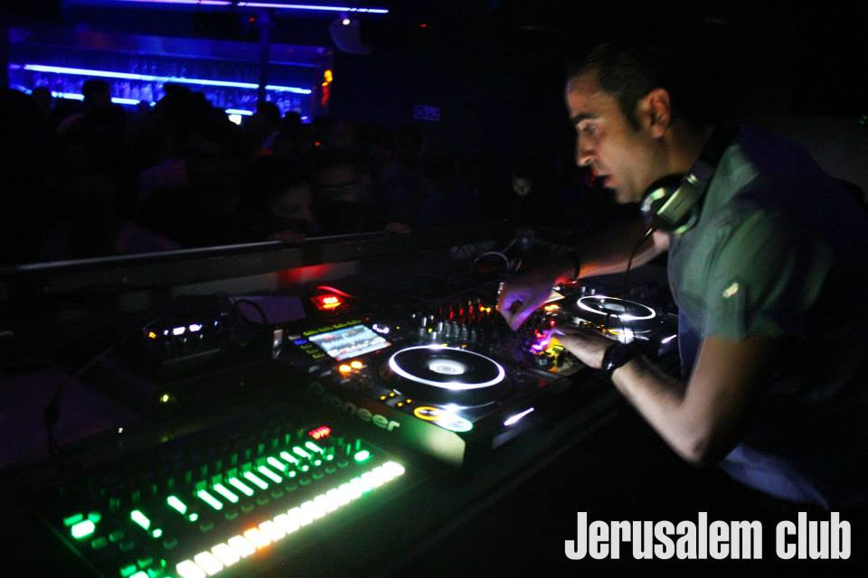 Jerusalem Club, Valencia