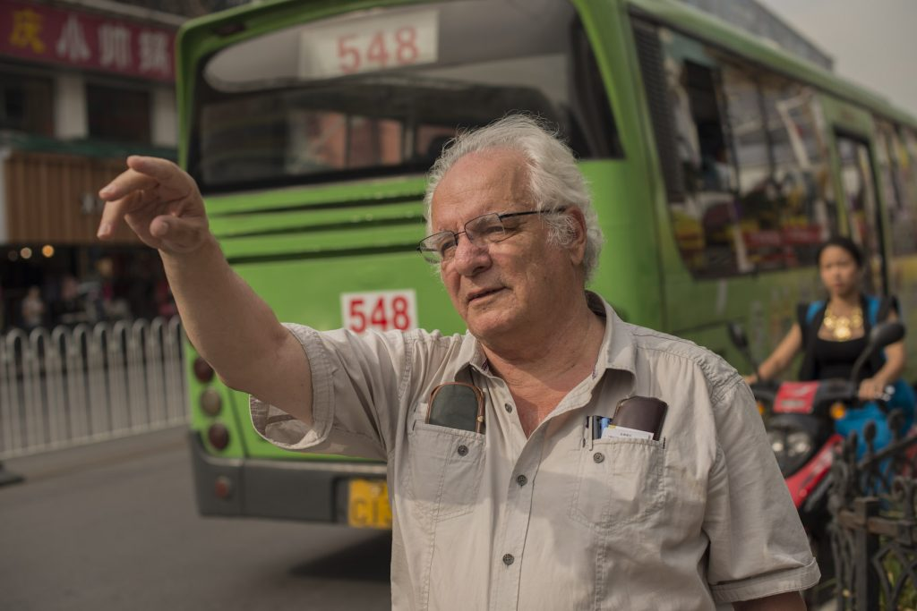 javier reverte, escritor de viajes