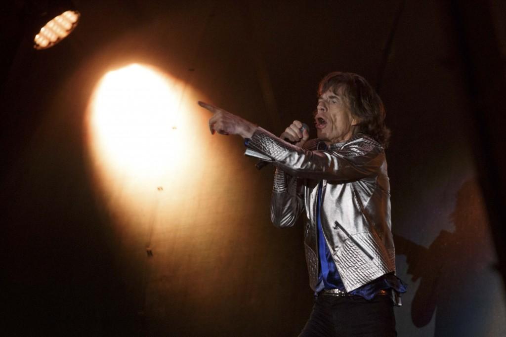 Mick Jagger, Rolling Stones en Lisboa