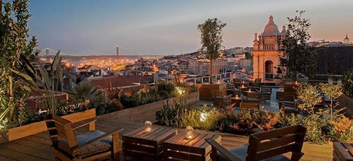 Park, lisboa, terrazas, Pubs en Lisboa para salir de marcha