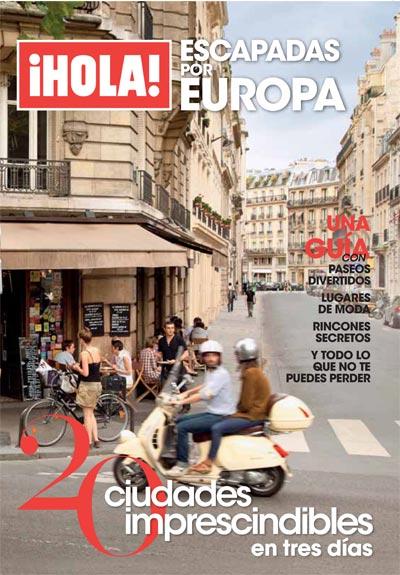 Hola Escapadas por Europa, Hola Viajes
