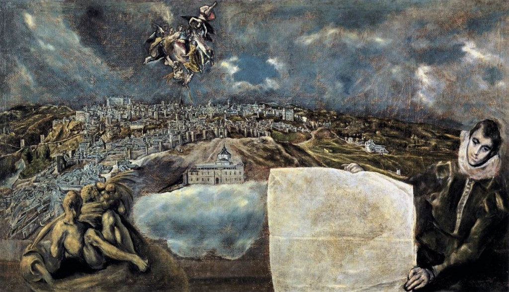 El_Greco_-_View_and_Plan_of_Toledo_-_WGA10607