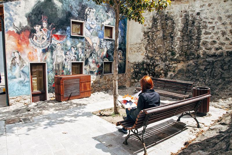 Plaza Hans Christian Andersen en Urueña, Qué ver en Urueña la Villa del Libro