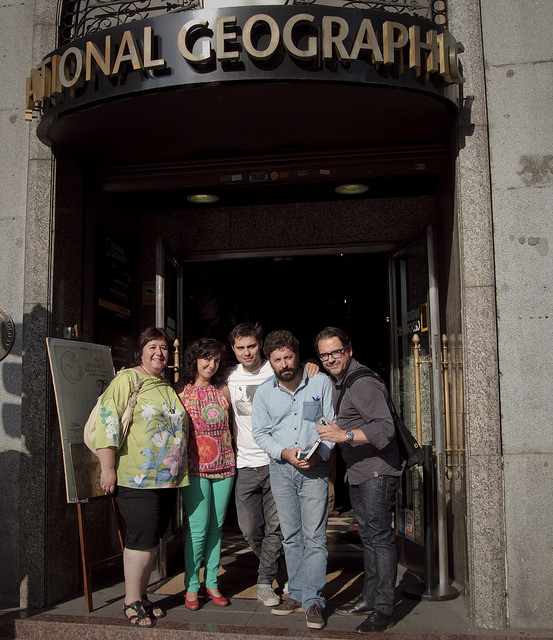 National Geographic Store, Madrid